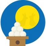 十五夜に月見団子を飾る由来!飾り方や積み方、作り方のレシピ
