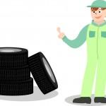 スタッドレスタイヤとノーマルタイヤの見分け方!燃費の違いは?