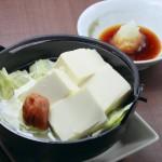 湯豆腐のカロリーは冷奴と比べると?たれのおすすめアレンジ!