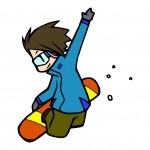 スノーボードワックスの簡単なかけ方!コルクやスプレーの使い方は?