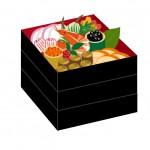 おせち料理の詰め方!コツや仕切り方、重箱のルールは?