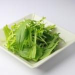 水菜の栄養やカロリー!効能はレタスや小松菜と比べると??