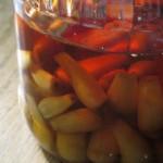 らっきょう酢の作り方!梅を漬けたり飲むことはできるの?再利用は?