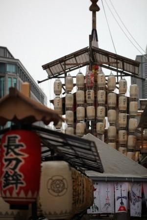 祇園祭長刀鉾の画像