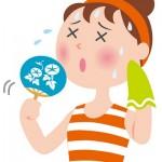 熱疲労とは?原因や症状!翌日でも体温が上昇するときの対処法は?