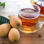 びわ茶の効能にはアトピー改善効果が!?副作用はないの?作り方は?