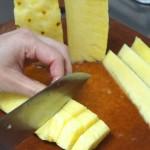 簡単!パイナップルのおしゃれな切り方!食べごろはいつ?保存期間は?