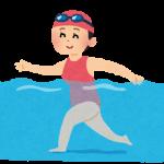 プールの消費カロリー!水中歩行とクロール、平泳ぎで比べると?
