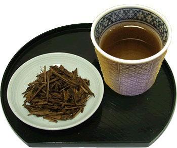 ほうじ茶の画像