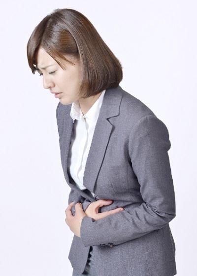 腹痛の画像