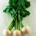 かぶの葉っぱにも栄養がある?効果的な食べ方と保存方法は?