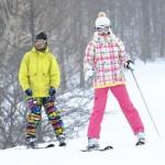 スキー初心者の服装や必要な物!子供の防寒対策や行き帰りの服は?
