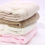 タオルが臭い原因は寿命?レンジや熱湯を使った取り方や洗剤は?