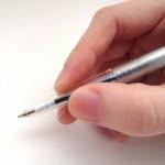 ボールペンのインクが出ない原因は空気?復活させる3つの裏技!