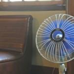 扇風機にホコリがつくのはなぜ?原因と掃除後の防止・対策方法