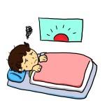 空腹で寝れない理由とその対処法は?ダイエット中で寝る方法は?
