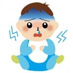 授乳中の赤ちゃんが震える原因!痙攣したり手足が身震いするのは?
