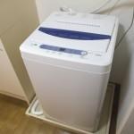 洗濯機の選び方のポイント!一人暮らしや新婚におすすめの容量は?