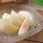 桃はダイエットにいい?1個のカロリーや糖質、食べるのは朝?夜?