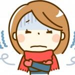 寒いのに汗をかく原因は「冷え」のせい?年代別でも症状が違う??
